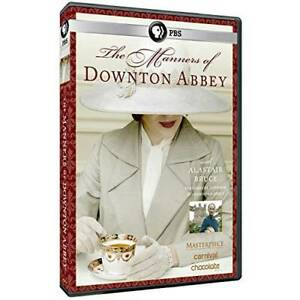 Masterpiece-The-Manners-of-Downton-Abbey-DVD-By-VERY-GOOD