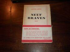 COLLABORATION/J.P.NEUSSEY/NEUF BRAVES 1940 EO BANDEAU