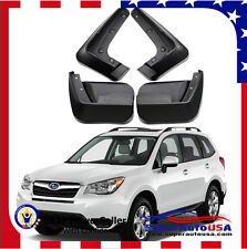 OE Style FOR 2014-2017 Subaru Forester Mud Flaps Splash Guard Fender Mudguard US