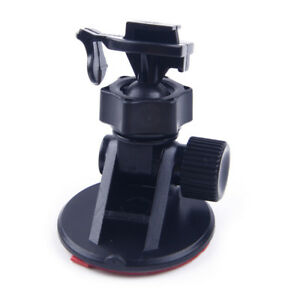 Car Mini 3M Adhesive Camera Holder Mount For Xiaomi Yi Car Dash Cam DVR Camera