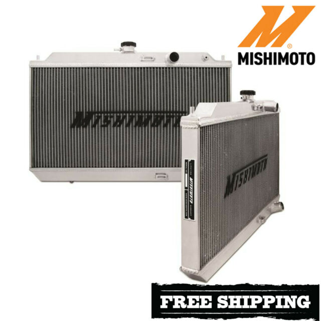 Mishimoto Performance Aluminum Radiator Fits 1990-1993