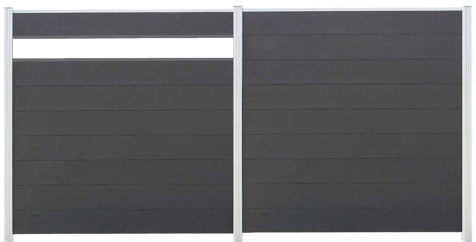 Offizielle Qualitat Pfosten Alu Glaseinlage Mit Zaun Sichtschutz