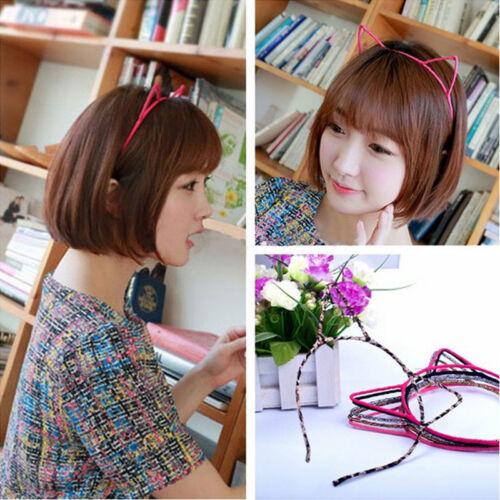 Damen  Haare Reifen Accessoires Haarband Cute Schleifenknopf Fleck  Nett