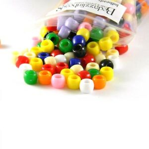 500 x 4mm Mixed Colour Crackle Beads Postage Discounts Jewellery Making