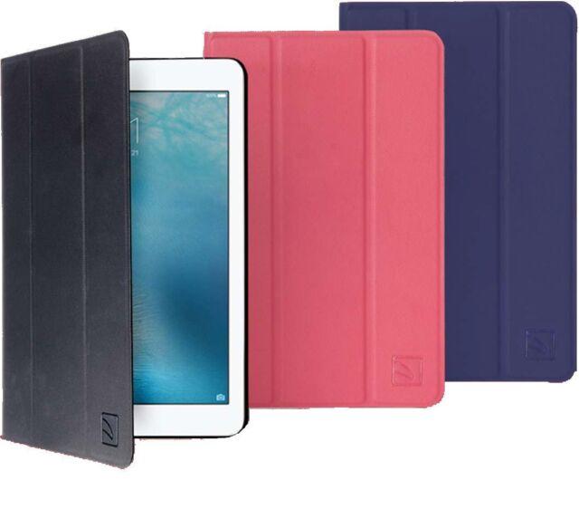 Tucano Cosmo Hartschalencase mit Standfunktion für iPad Pro 10,5 Zoll dunkelblau