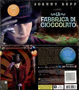 LA-FABBRICA-DI-CIOCCOLATO-2-DVD-NUOVO-EDIZIONE-SPECIALE-DA-COLLEZIONE-RARO
