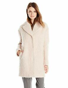 Cole-Haan-Women-039-s-Wool-Blend-Cocoon-Coat-Canyon-Rose-8
