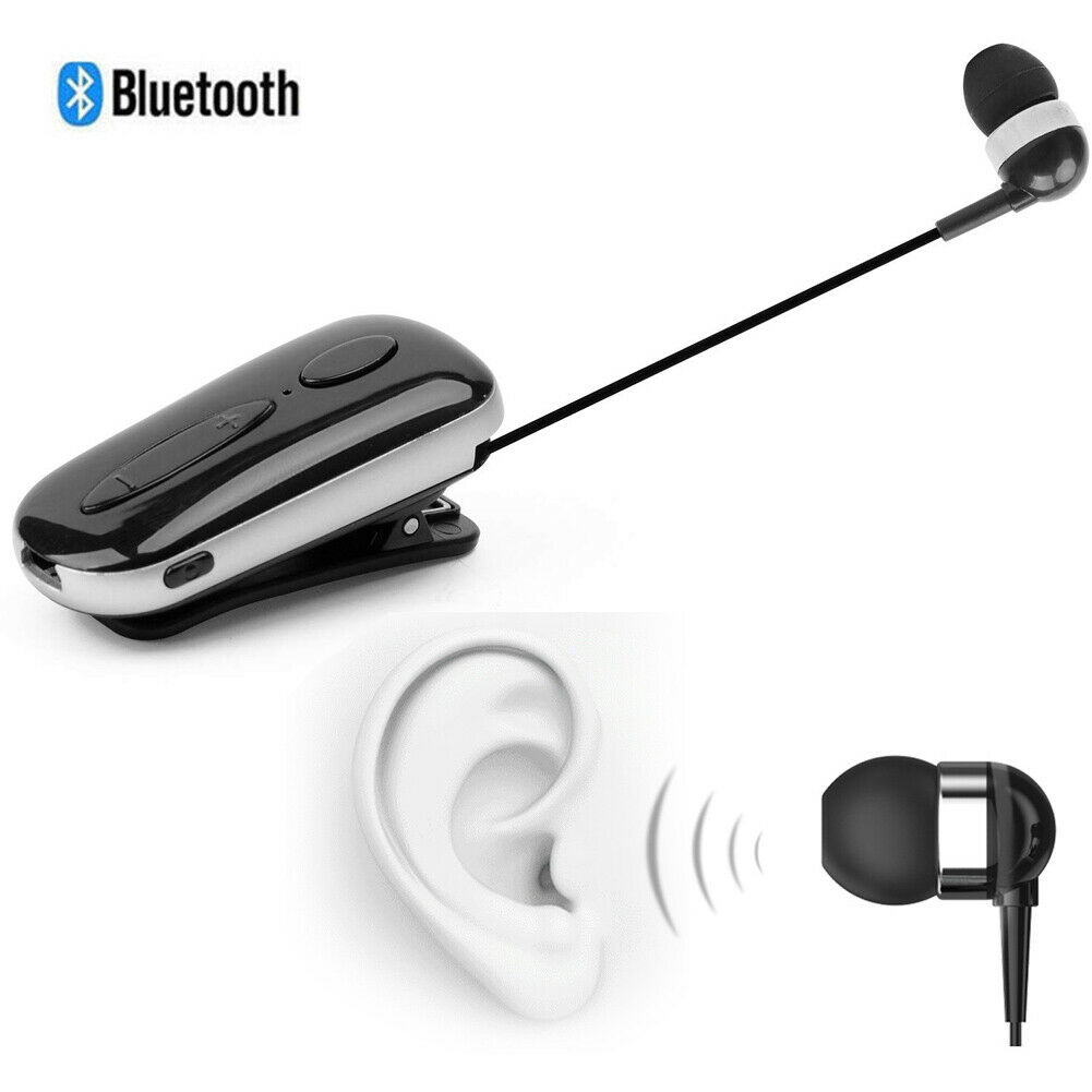 Clip In Ear Wireless Bluetooth Stereo Headset Earphone For Iphone Samsung Huawei For Sale Online