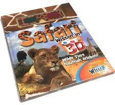 SAFARI - Wissen in 3D (Wilde Tiere Afrikas hautnah erleben, mit 3-D Brille)