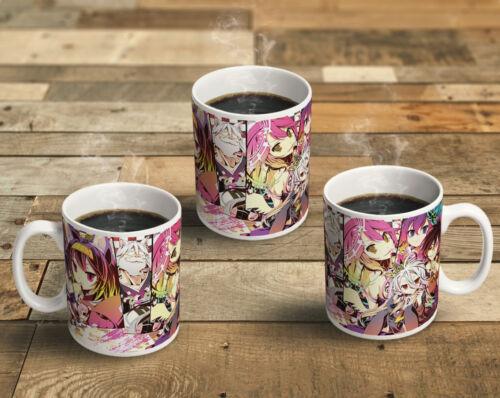 tasse NO GAME NO LIFE mug MANGA