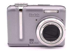 kodak easyshare z1275 12 1 mp digital camera dark gray 41771241247 rh ebay co uk kodak easyshare z1275 instructions kodak easyshare z1285 manual