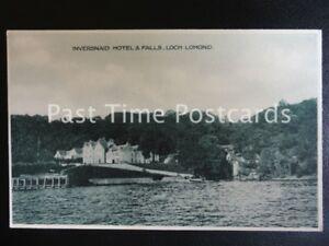 Vintage-PC-Inversnaid-Hotel-amp-Falls-Loch-Lomond