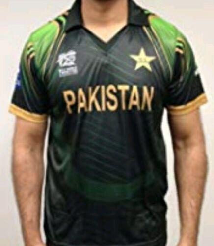 Official Pakistan T20 Cricket World Cup Shirt 2014