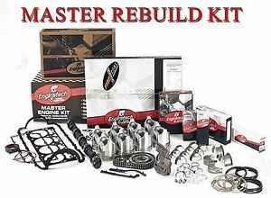 Stage One High Performance Master Engine Rebuild Kit FITS 1977-1982 Ford 351 351M Modified 5.8L V8