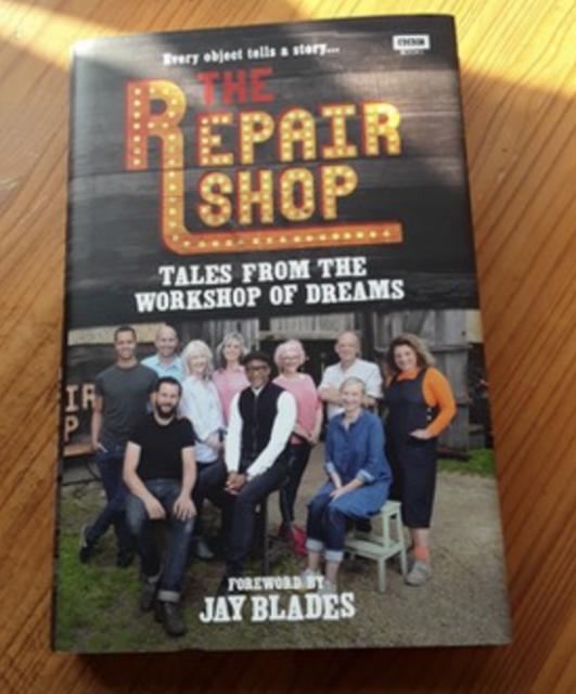 The Repair Shop:Tales from the Workshop of Dreams - Karen Farrington - Hardcover