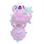 "miniature 2 - Pokemon Figure Moncolle ""Galarian Ponyta"" Japan"