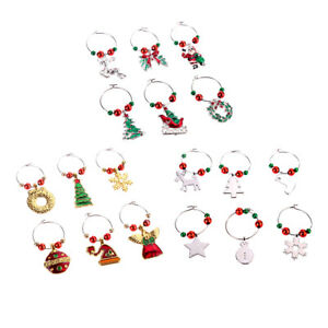 6PCS-Christmas-Mark-Ring-Wine-Glass-Charms-Pendant-Xmas-Party-Table-Decor-Gift