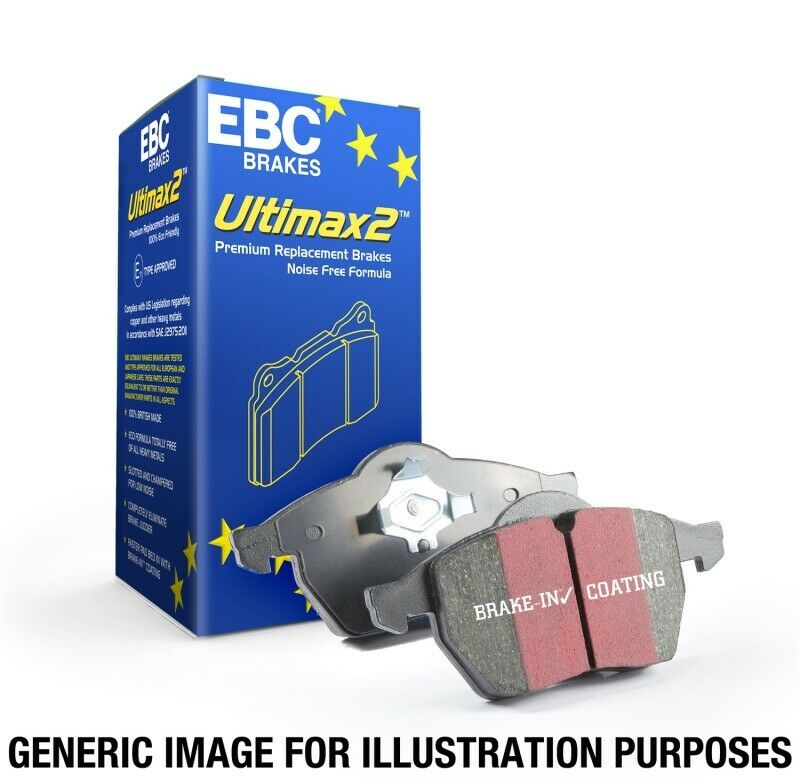 EBC Brakes UD793 Ultimax OEM Replacement Brake Pad