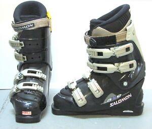Details about Salomon Performa 7.0 AXE Ladies Downhill Snow Ski Boots Size 6.5 Mondo 24.0 NEW