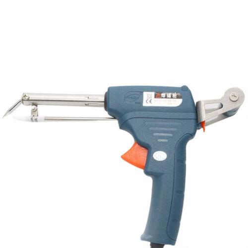 60 W auto Soudage électrique Fer à souder température Gun Tool Kit Durable 110 V