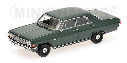 Opel capitaine a 1964-68 tundravert Dark-vert 1 43 Minichamps