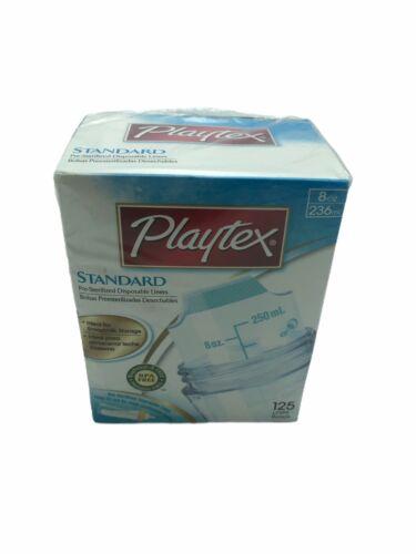 PLaytex 125 Soft Bottle Liners 8 oz Standard