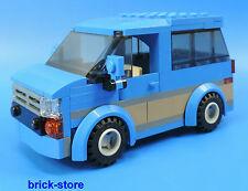 LEGO® City  Auto / Car  60117  blauer großer Van  / Neuwagen