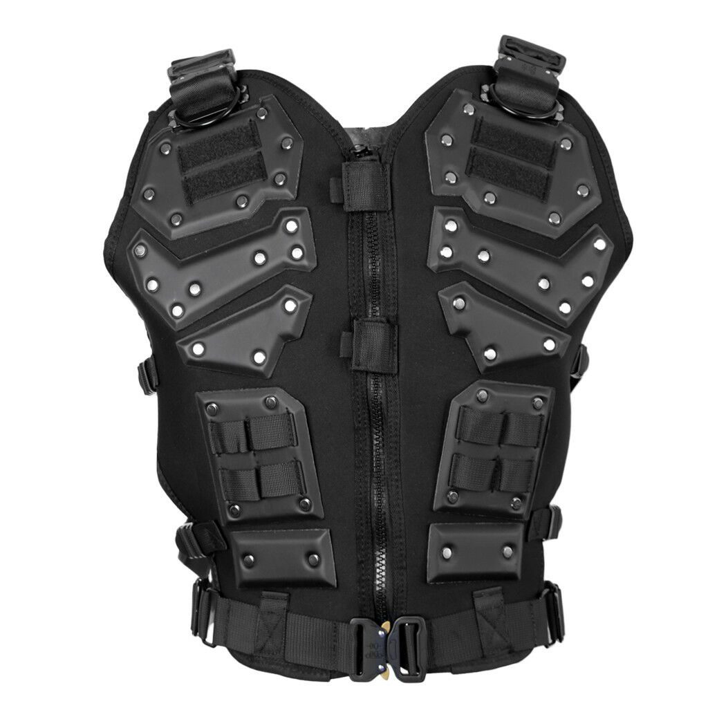 Outdoor Game Tactical Hunting Armor Vest Body Prossoector Shooting Molle Vest