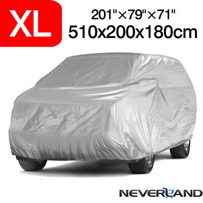 Volvo XC90 Car Cover Breathable UV Protect Indoor Outdoor