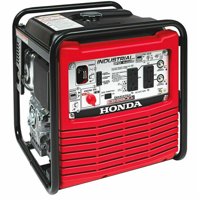 Honda Eb2800ia 2800w Generator For Sale Online Ebay