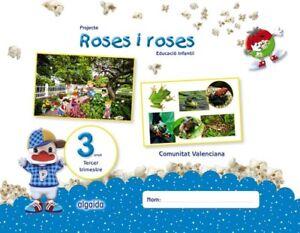 VAL-18-ROSES-I-ROSES-3-ANYS-3R-TRIM-VALENCIA-ENV-O-URGENTE-ESPANA