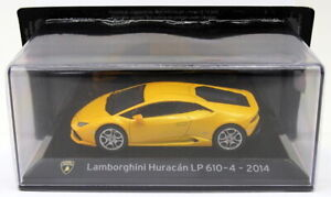 ALTAYA SCALA 1/43 AL12319H - 2014 Lamborghini Huracán LP 610-4 - Giallo