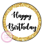 Happy-Birthday-Party-Glitter-Style-Sweet-Cone-Birthday-Cake-Box-Gift-Seal-Hamper thumbnail 8