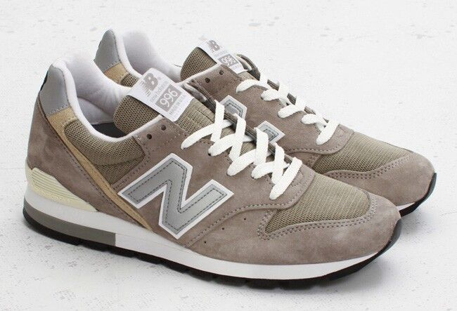 NEW BALANCE M996 GREY  BRINGBACK  COLLECTION MADE IN THE USA 996 M996