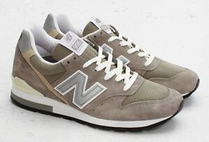 new arrival ad49b 4655d Details about NEW BALANCE M996 GREY
