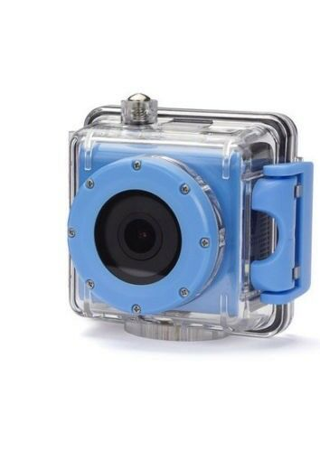 Kitvision Splash waterproof Camera 1080p Action - Blue