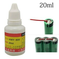 20ml Stainless Steel Flux Welding Solder Liquid Consumables Replacement