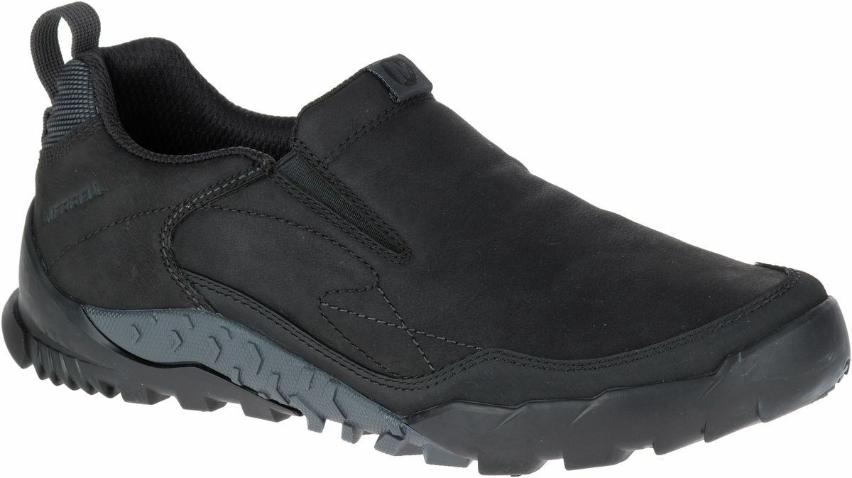 Scarpe casual da uomo  MERRELL Annex Trak Moc J91807 Sneakers Athletic Trainers Slip On Shoes uomos New