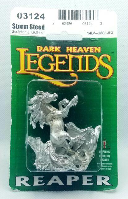 Reaper Dark Heaven Legends 03124 STORM STEED