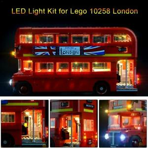 LED-Light-Lighting-Kit-ONLY-For-Lego-London-Bus-10258-Toy-Bricks-Building-Blocks