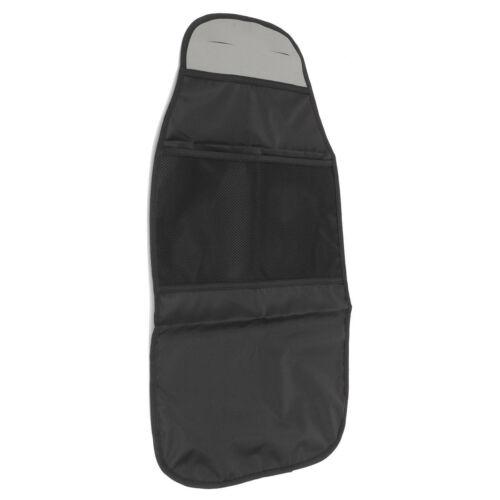 Kids Kick Mat with 2 Pockets Set of 2 Packs Car Seat Back Protector
