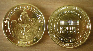 Medal-Tourism-Madeleine-Church-2018-Johnny-Hallyday-Mass-Paris-France-Free-Ship