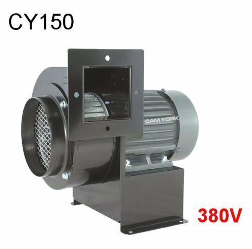 Centrifugal blower Cam York CY150 380V AC blower 3phase 1//2HP