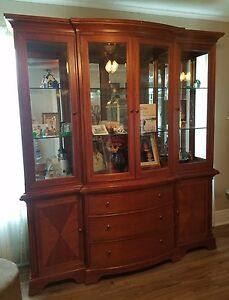Image Is Loading Complete Thomasville Dining Room Set