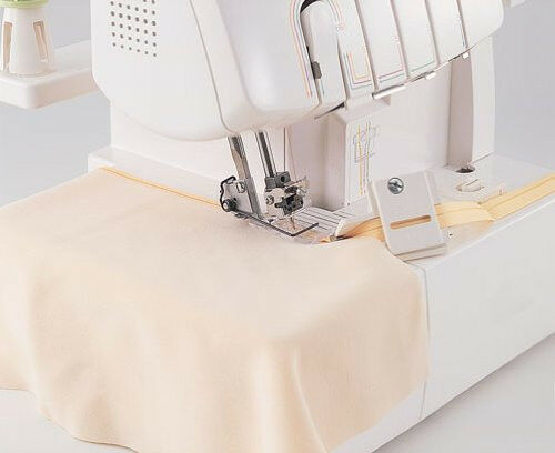 Brother Sa40cv Coverstitch Bias Tape Binding Foot Set For 40cv EBay Interesting Sewing Machine Binding Foot