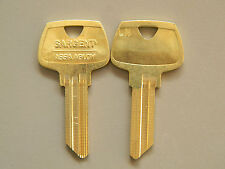 Pair Of Sargent Ln Key Blanks 5 Pin Grand Master L Keyways