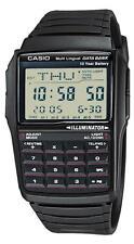 Casio Men's Date Bank Black Digital Watch, Calculator, Quartz, DBC-32-1A