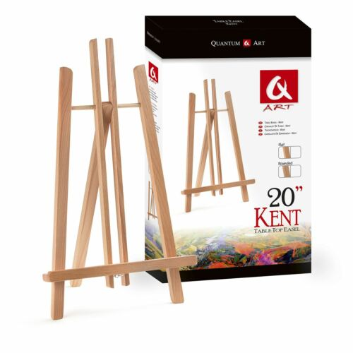 500mm Color Table Top Display Beech Wood artist Art Easel Craft Wooden Wedding