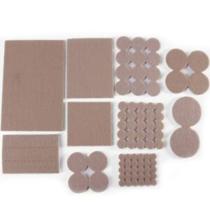 Image Is Loading FURNITURE FELT PADS Square Round Floor Protector Chair