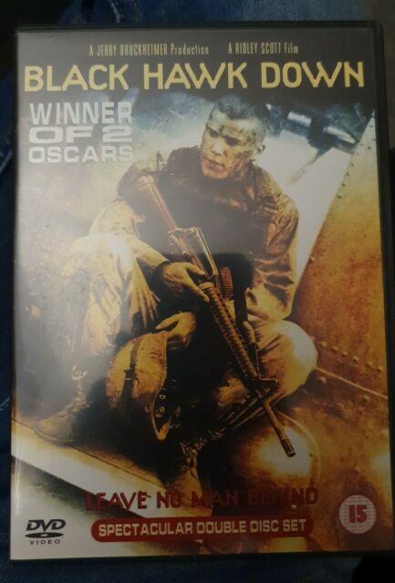 Black Hawk Down (2 DVD Special Edition) / ohne Folie